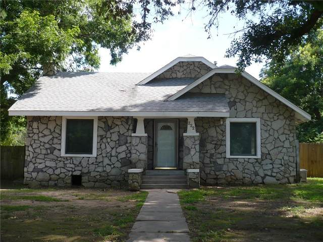 222 E Park Street, Tecumseh, OK 74873 (MLS #965052) :: The UB Home Team at Whittington Realty