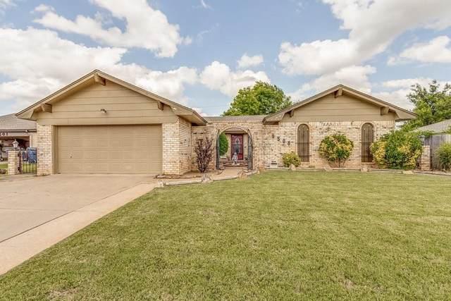9508 S Allen Drive, Oklahoma City, OK 73139 (MLS #965116) :: Keller Williams Realty Elite