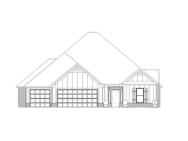 5414 Frontier Trail, Norman, OK 73072 (MLS #965120) :: The UB Home Team at Whittington Realty