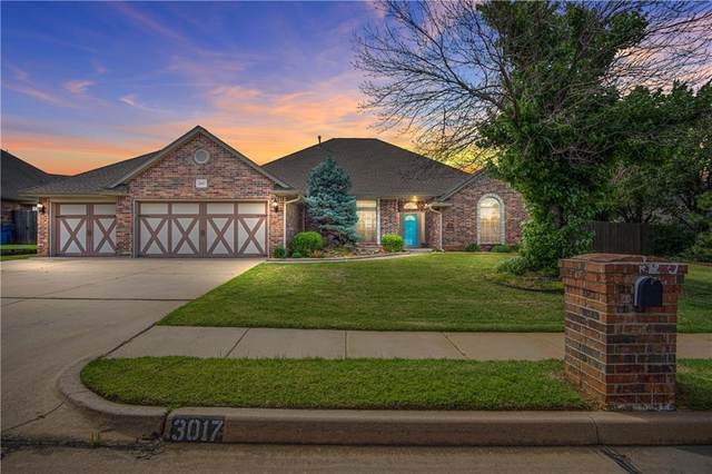 3017 Asheforde Oaks Boulevard, Edmond, OK 73034 (MLS #965121) :: ClearPoint Realty