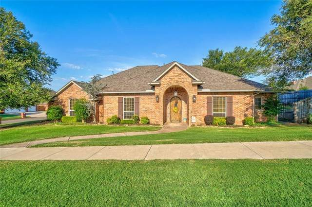 1501 SW 131st Street, Oklahoma City, OK 73170 (MLS #965199) :: The UB Home Team at Whittington Realty