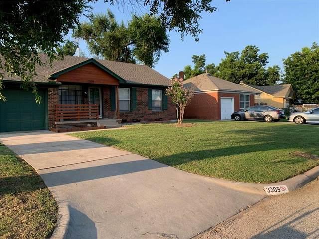3309 NW 40th Street, Oklahoma City, OK 73112 (MLS #965215) :: The UB Home Team at Whittington Realty