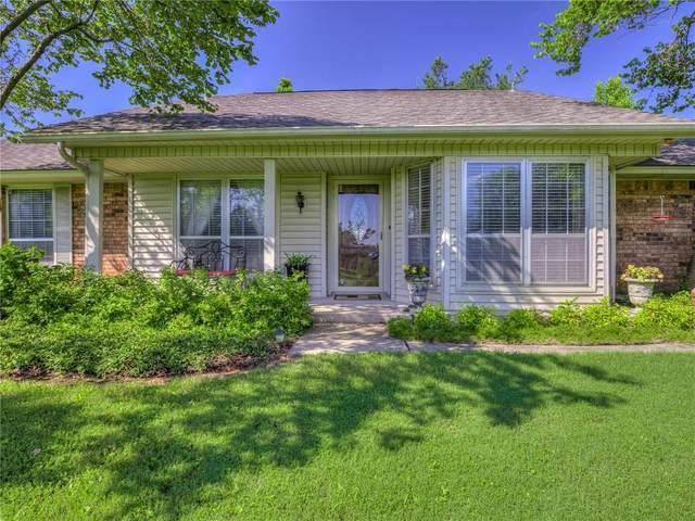 20350 SE 15th Street, Harrah, OK 73045 (MLS #965255) :: ClearPoint Realty