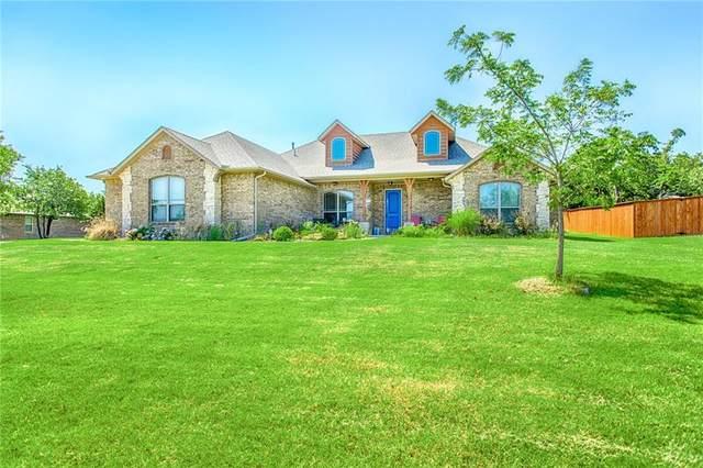 601 Canyon Creek Lane, Guthrie, OK 73044 (MLS #965262) :: Keller Williams Realty Elite