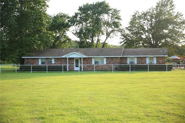 12139 State Highway 56, Wewoka, OK 74884 (MLS #965282) :: ClearPoint Realty