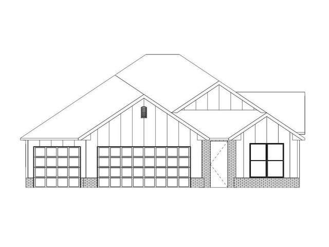 3719 Timberbrook Drive, Norman, OK 73069 (MLS #965295) :: Maven Real Estate