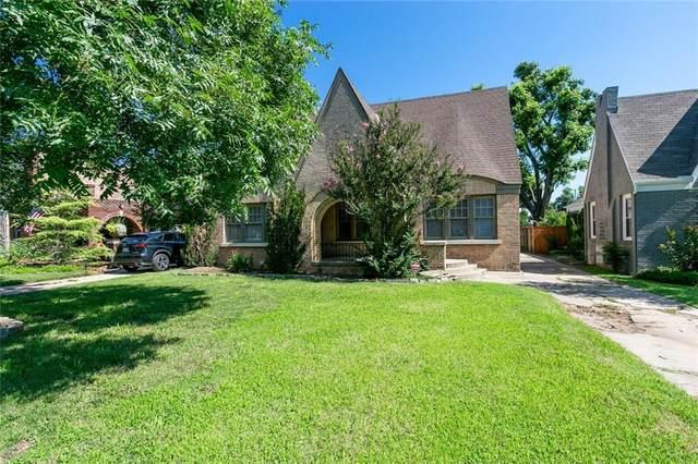 3125 NW 22 Street, Oklahoma City, OK 73107 (MLS #965361) :: ClearPoint Realty