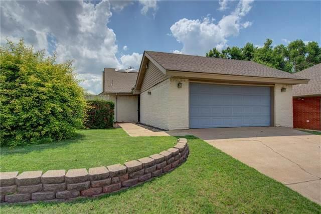 11105 Springhollow Court, Oklahoma City, OK 73120 (MLS #965387) :: Homestead & Co
