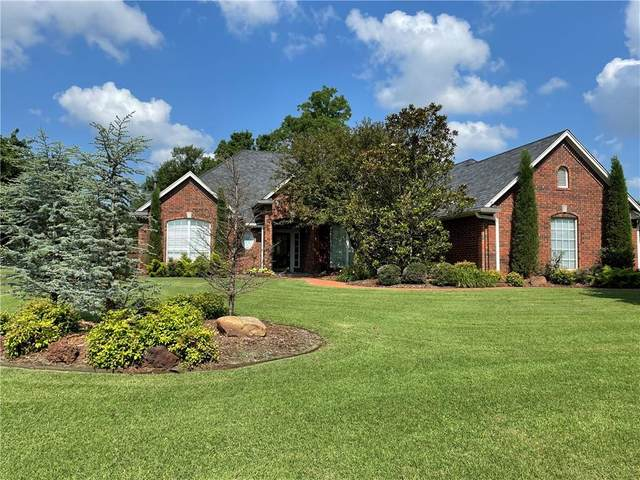 602 Pool Place, Shawnee, OK 74801 (MLS #965428) :: Sold by Shanna- 525 Realty Group