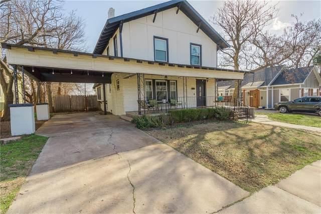 1808 NW 37TH Street, Oklahoma City, OK 73118 (MLS #965493) :: Erhardt Group