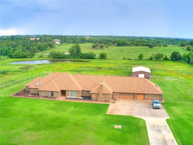 7201 Newberry Road, Oklahoma City, OK 73141 (MLS #965512) :: Meraki Real Estate