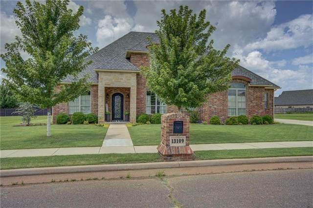 13109 Rivendell Drive, Oklahoma City, OK 73170 (MLS #965553) :: ClearPoint Realty