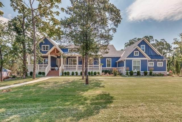 14608 Cascade Drive, Jones, OK 73049 (MLS #965567) :: The UB Home Team at Whittington Realty