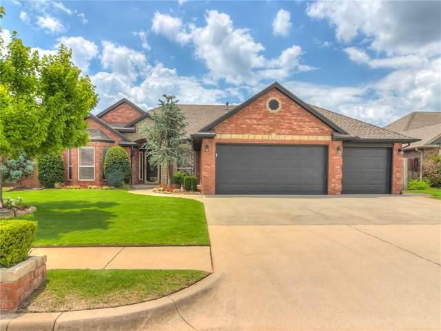 2916 SW 139th Street, Oklahoma City, OK 73170 (MLS #965575) :: The UB Home Team at Whittington Realty