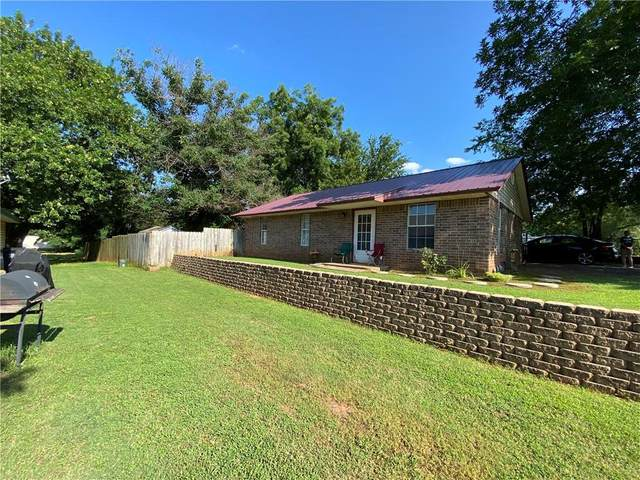 504 Elm Street, Wellston, OK 74881 (MLS #965624) :: Sold by Shanna- 525 Realty Group