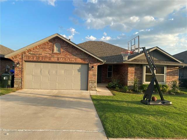 520 SE Talon Drive, Norman, OK 73072 (MLS #965754) :: Erhardt Group