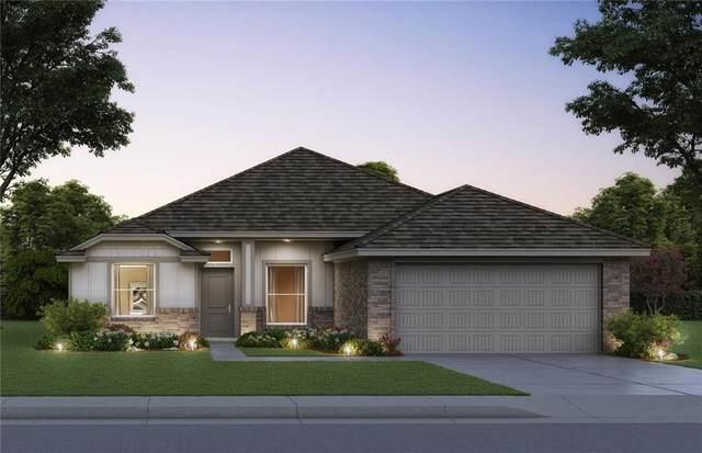 18221 Autumn Grove Drive, Edmond, OK 73012 (MLS #965764) :: Homestead & Co