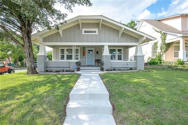 1609 NW 15th Street, Oklahoma City, OK 73106 (MLS #965769) :: The UB Home Team at Whittington Realty
