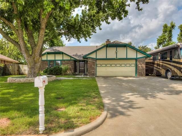 10132 Alicia Drive, Midwest City, OK 73130 (MLS #965895) :: Meraki Real Estate