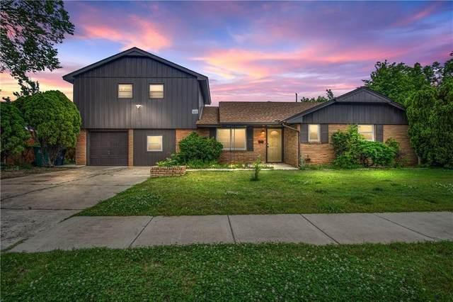 5000 N Warren Avenue, Oklahoma City, OK 73112 (MLS #965979) :: Meraki Real Estate