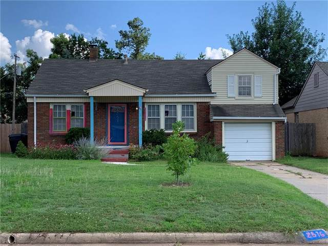 2516 Cummings Drive, Oklahoma City, OK 73107 (MLS #966003) :: The UB Home Team at Whittington Realty