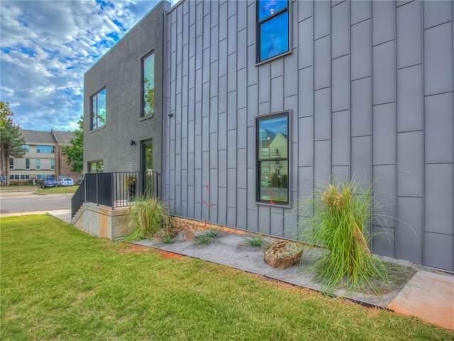 605 W 4th Street 1-2, Oklahoma City, OK 73102 (MLS #966008) :: The UB Home Team at Whittington Realty