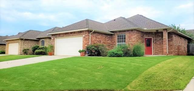 9 NW 156th Street, Edmond, OK 73013 (MLS #966026) :: Maven Real Estate