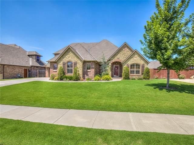 13609 Portofino Strada, Oklahoma City, OK 73170 (MLS #966062) :: The UB Home Team at Whittington Realty