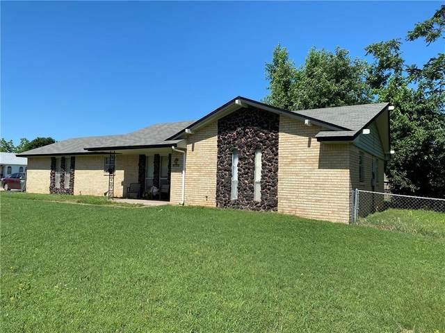 4100 Vickie Drive, Del City, OK 73115 (MLS #966069) :: Maven Real Estate