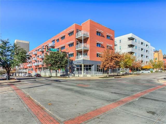 1 NE 2nd Street #326, Oklahoma City, OK 73104 (MLS #966082) :: ClearPoint Realty