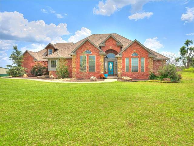 8815 Rolling Meadows Drive, Guthrie, OK 73044 (MLS #966089) :: ClearPoint Realty