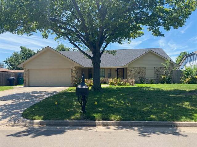 7302 NW 106th Street, Oklahoma City, OK 73162 (MLS #966150) :: Sold by Shanna- 525 Realty Group