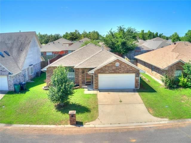 4828 SE 88th Terrace, Oklahoma City, OK 73135 (MLS #966168) :: ClearPoint Realty