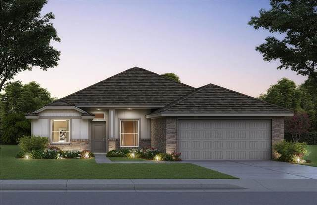 18229 Autumn Grove Drive, Edmond, OK 73012 (MLS #966223) :: Homestead & Co