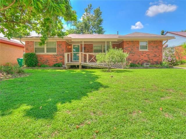 4228 NW 22nd Street, Oklahoma City, OK 73107 (MLS #966250) :: The UB Home Team at Whittington Realty