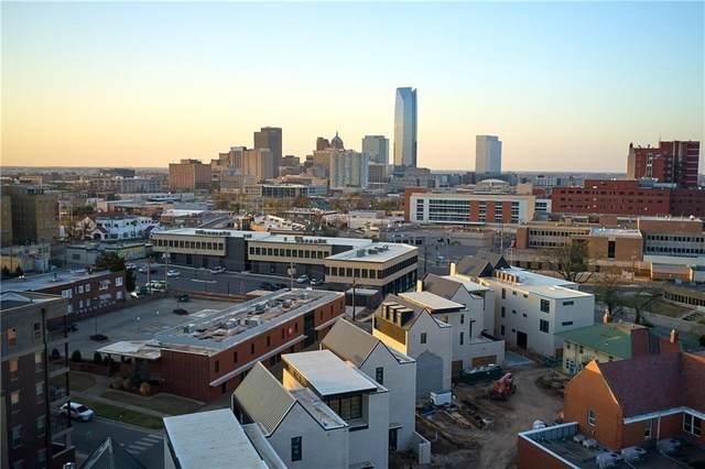 1229 N Dewey Avenue, Oklahoma City, OK 73103 (MLS #966271) :: Keller Williams Realty Elite