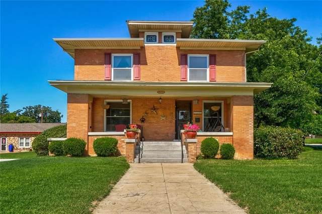 1240 N Broadway Avenue #4052027216, Shawnee, OK 74804 (MLS #966306) :: The UB Home Team at Whittington Realty