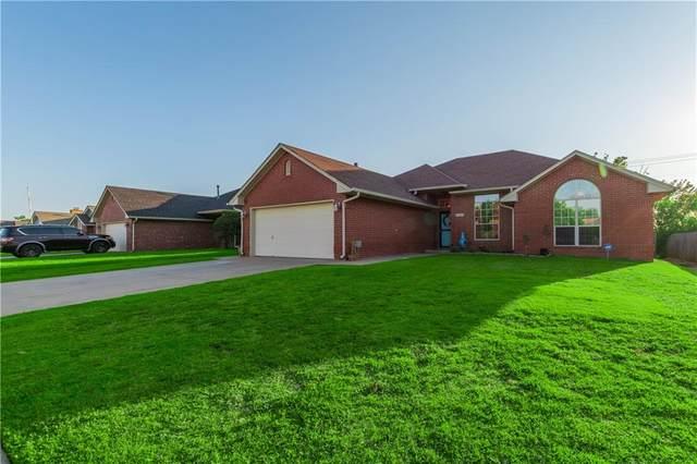 10009 S Land Avenue, Oklahoma City, OK 73159 (MLS #966344) :: Erhardt Group