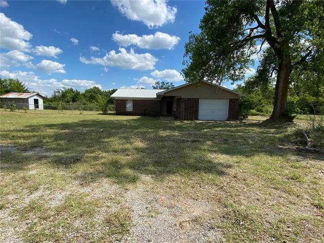 110 Hidden Valley Road, McLoud, OK 74851 (MLS #966370) :: Sold by Shanna- 525 Realty Group