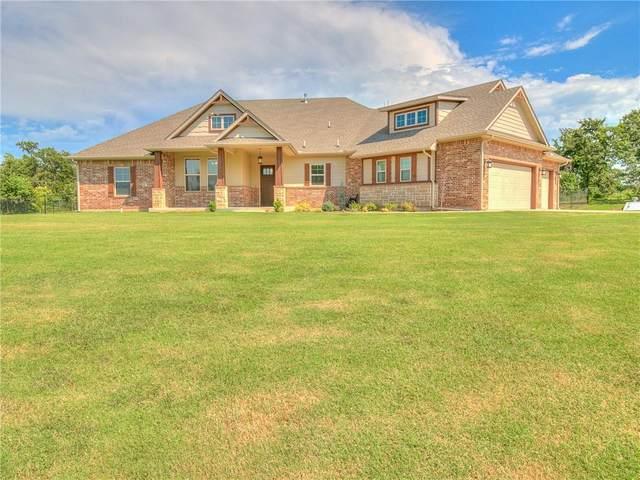 11120 Massey Terrace, Oklahoma City, OK 73150 (MLS #966373) :: The UB Home Team at Whittington Realty