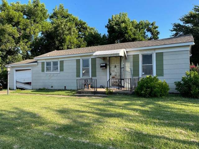 4613 SE 26th Street, Oklahoma City, OK 73115 (MLS #966404) :: Meraki Real Estate