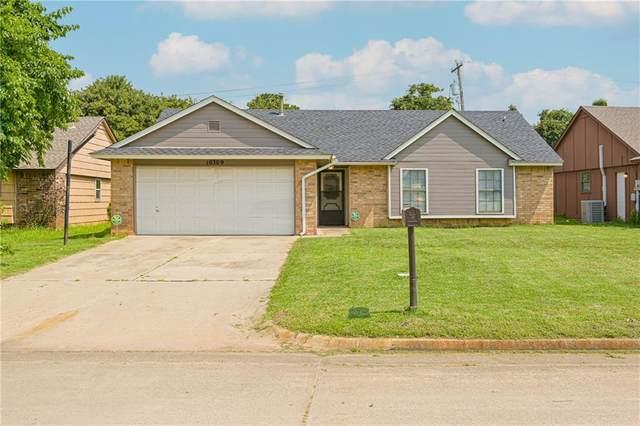 10309 Caton Place, Midwest City, OK 73130 (MLS #966466) :: Meraki Real Estate