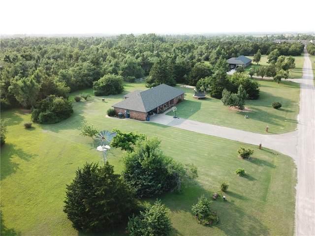 2000 E State Highway 152 Highway, Mustang, OK 73064 (MLS #966594) :: Meraki Real Estate