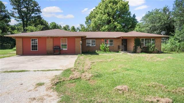 405 Carter Drive, Elmore City, OK 73433 (MLS #966597) :: Sold by Shanna- 525 Realty Group