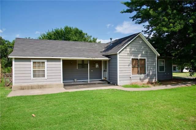 400 N 6th Street, Weatherford, OK 73096 (MLS #966608) :: Erhardt Group