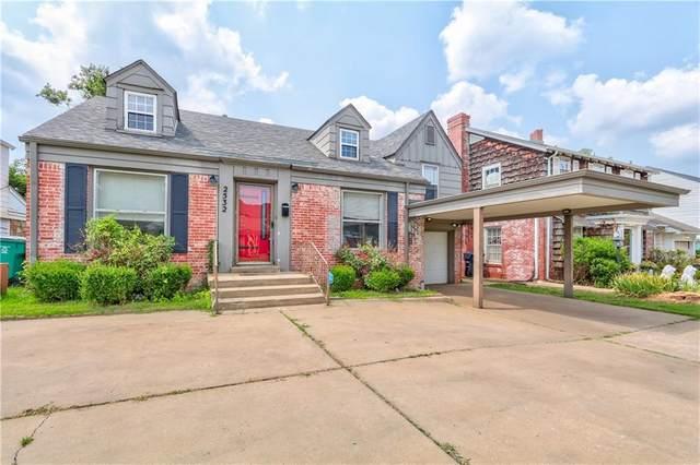 2532 NW 30th Street, Oklahoma City, OK 73112 (MLS #966647) :: The UB Home Team at Whittington Realty