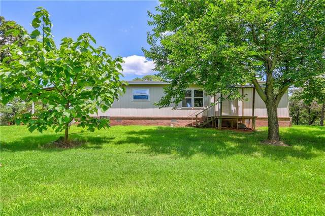 16330 E Memorial Drive, Luther, OK 73054 (MLS #966686) :: ClearPoint Realty
