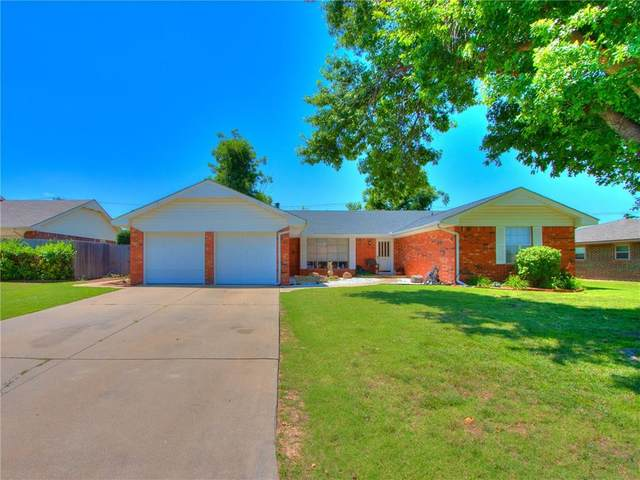 813 SW 26th Place, El Reno, OK 73036 (MLS #966750) :: Sold by Shanna- 525 Realty Group
