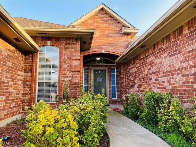 516 SW 159 Street, Oklahoma City, OK 73170 (MLS #966760) :: Keller Williams Realty Elite
