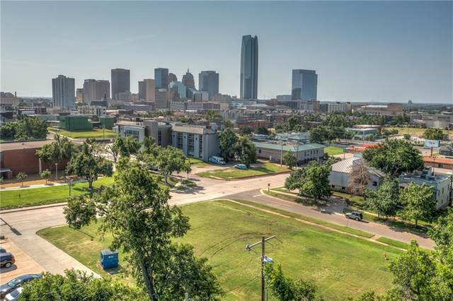 809 NW 7th Street, Oklahoma City, OK 73106 (MLS #966770) :: Sold by Shanna- 525 Realty Group